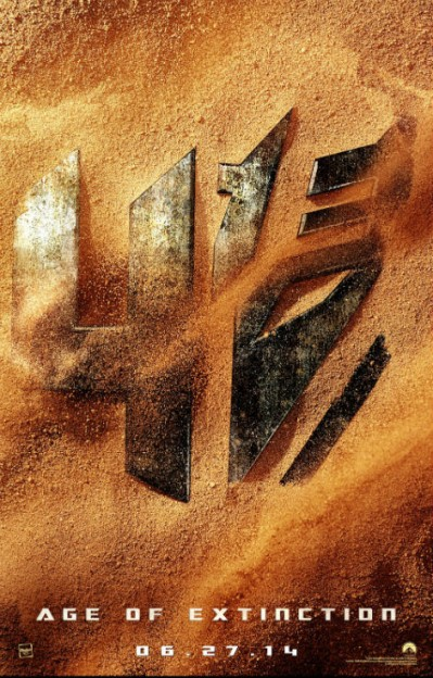 Transformers Age of Extinction Transformers 4 poster
