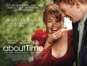 About Time movie banner