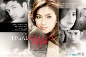 The Legal Wife official poster/Facebook