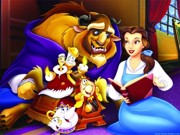 'Beauty and the Beast' was the first animated film to be nominated for a Best Picture Oscar (first animated film to be adapted into a Broadway Muscial)