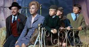 In addition to 'Mary Poppins' a special place on the lists was made for 'Bedknobs and Broomsticks' (1971)