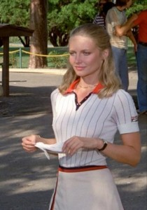 Cindy Morgan as Lacey Underall Caddyshack