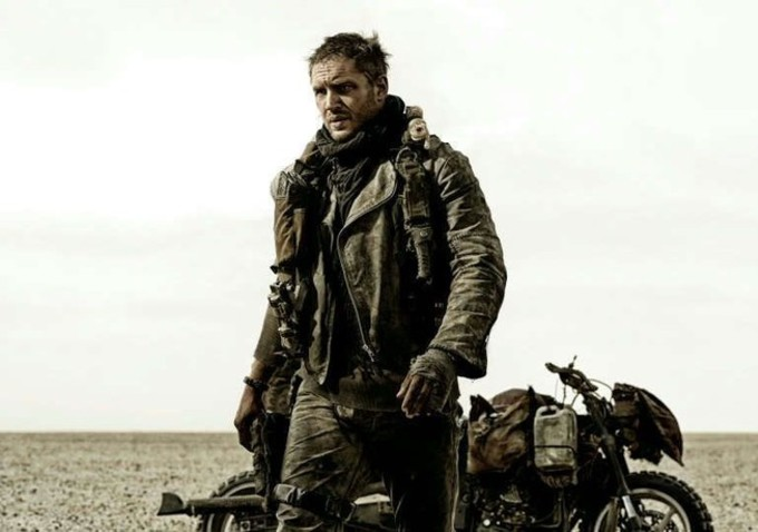 Tom Hardy as Mad Max Fury Road photo