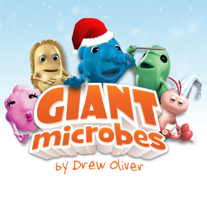 Image/GIANTmicrobes Facebook page