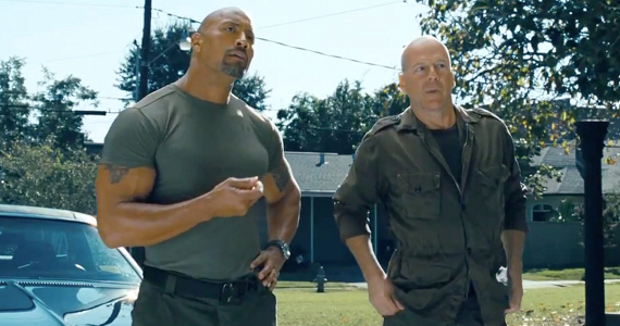 "Will Bruce Willis be back for ""G.I. Joe 3""?"