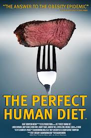 The Perfect Human Diet poster documentary