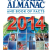 World Almanac 2014 book cover
