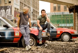 transformers-age-of-extinction-Michael bay-Mark wahlberg-set-photo