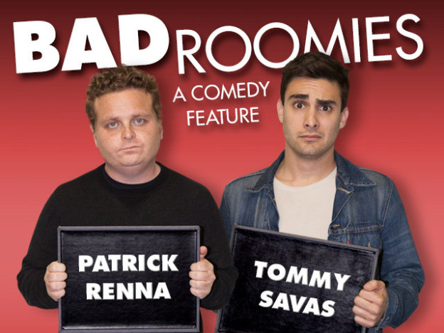 Bad Roomies title card