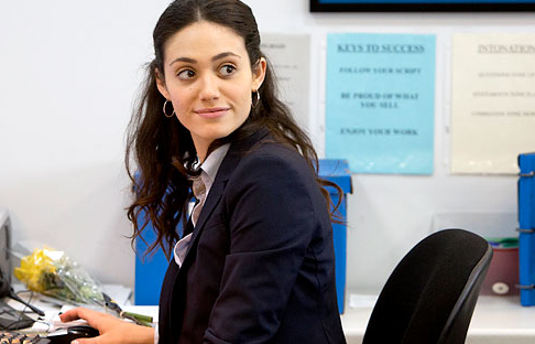Emmy Rossum Shameless season 4 photo