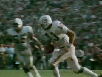 Jake Scott interception return Super Bowl VII