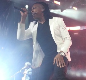 Michael Tait, Newsboys headline the Winter Jam 2014 tour photo/Brandon Jones The Global Dispatch