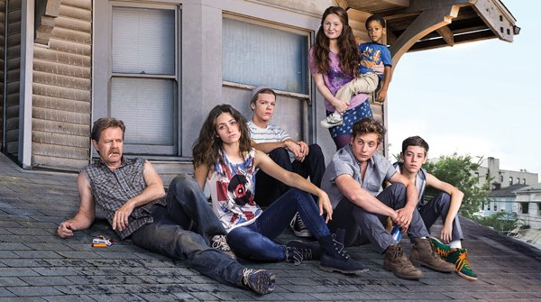 Shameless season 4 cast photo