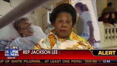 Sheila Jackson Lee Obamacare repeal kill Americans