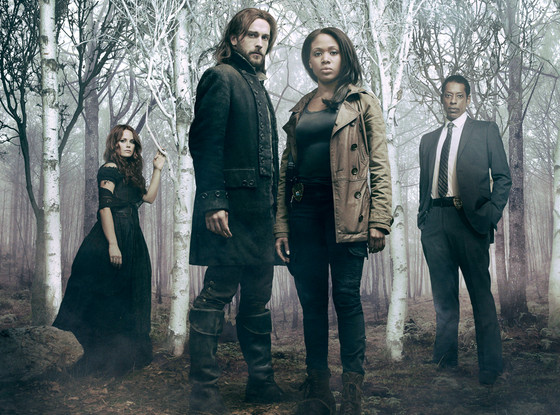 Sleepy Hollow cast photo