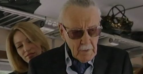 Stan Lee appearing on 'Agents of S.H.I.E.L.D'