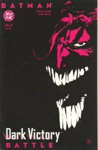 Batman_Dark_Victory_8 Joker Cover