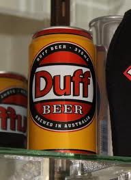 Duff Beer Can