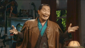 George Takei speaks out about making Sulu gay