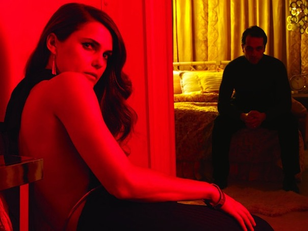 """Keri Russell on """"The Americans"""""""