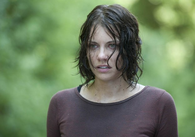 Lauren Cohen Maggie walking Dead season 4 10 photo