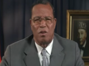 Louis Farrakhan UFO shadow government Obama speech