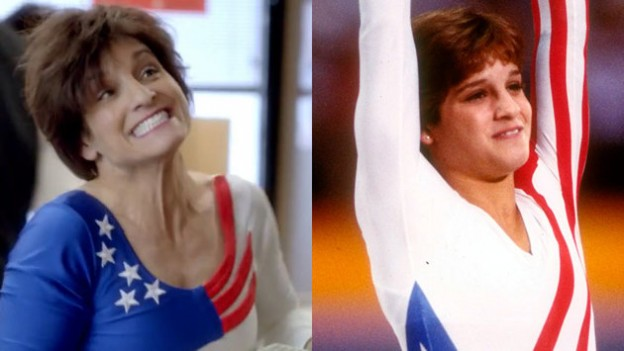 Mary Lou Retton Radioshack Super Bowl ad