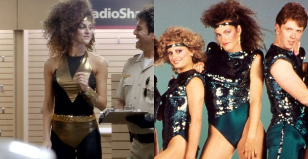Solid Gold dancer Radioshack Super Bowl ad