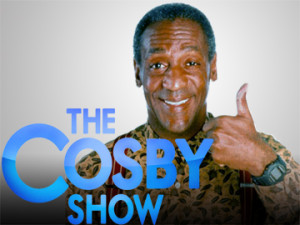 The Cosby Show banner Bill Cosby
