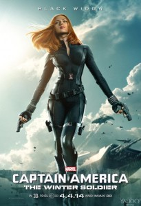 captain-america-the-winter-soldier-scarlett-johansson-poster-Black Widow