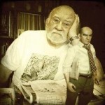 Ed Asner twitter photo