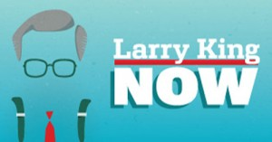 Larry King Now banner