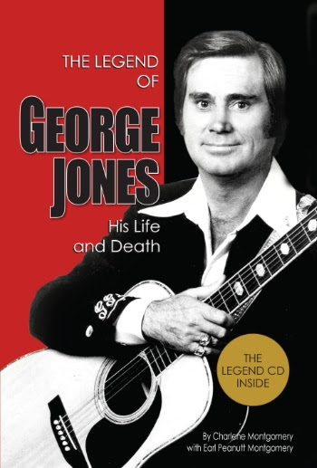 Legend of George Jones book