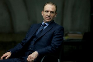 Ralph Fiennes as Mallory in James Bond Skyfall