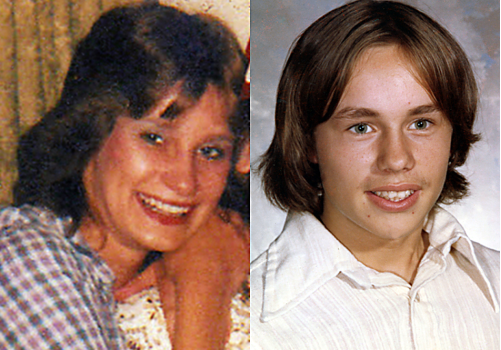 Steven Fisher Melisa Gregory 1983 murder case