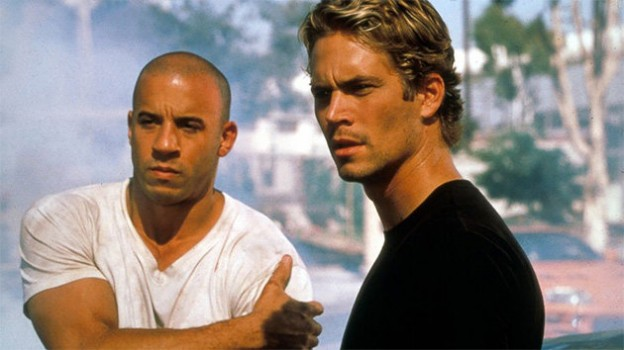 Vin Diesel Paul Walker Fast and Furious
