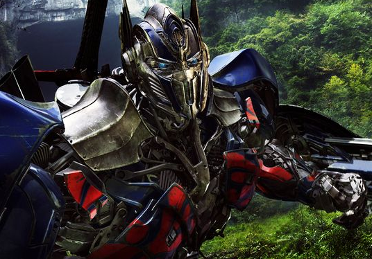 Optimus Prime Transformers Age of Extinction photo