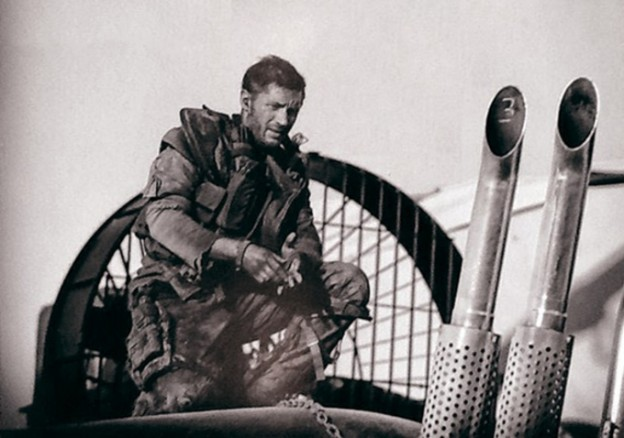 Tom Hardy Mad Max Fury Road photo