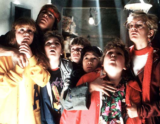 goonies cast photo