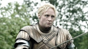 gwendoline-christie-game of thrones photo
