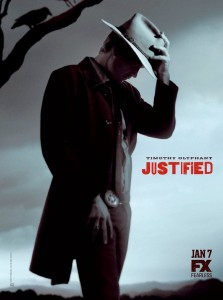justified-season-5-poster timothy olyphant crows