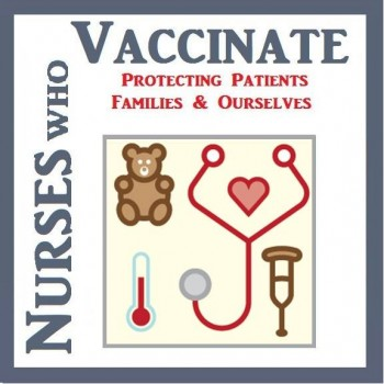 Image/Nurses who Vaccinate Facebook page