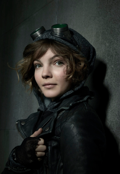 Camren Bicondova Gotham character photo