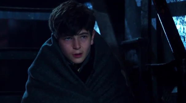David Mazouz as Bruce Wayne