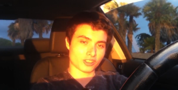 Elliot Rodger   photo/screenshot from disturbing YouTube video