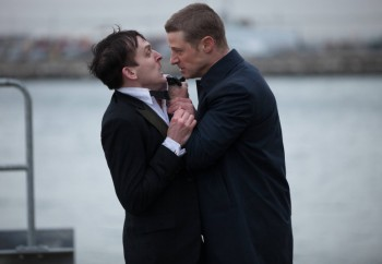 Gotham Ben McKenzie as Gordon Robin Taylor Cobblepot photo