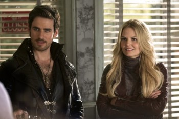 Hook Emma Once Upon a Time photo