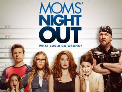 mom's night out banner