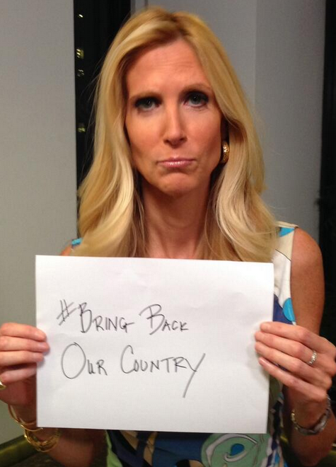 Ann Coulter: 'How abou...