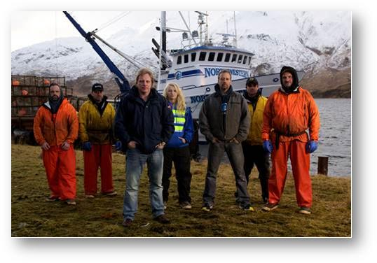 Deadliest Catch cast photo Discovery Channel